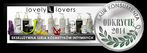 lovely lovers kosmetyki intymne